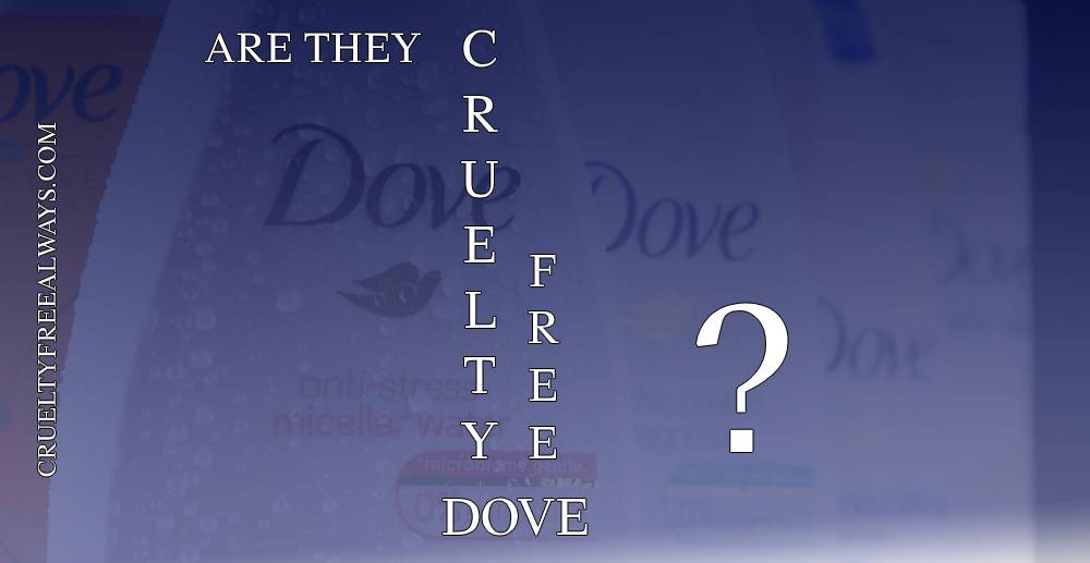 Are Dove Products Cruelty-Free?