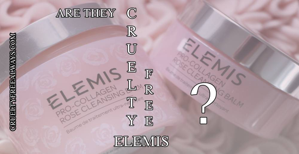 Are ELEMIS Products Cruelty-Free?