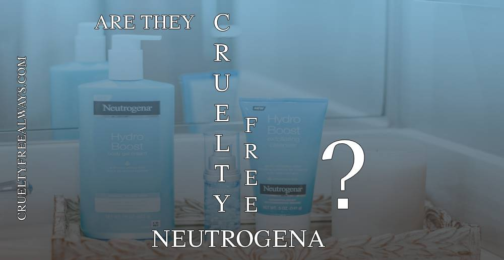 Are Neutrogena Products Cruelty-Free?