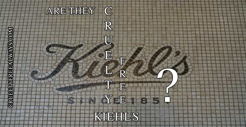 Are Kiehl's Products Cruelty-Free?