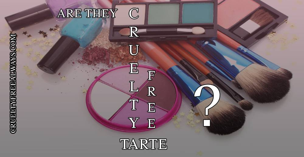 Are Tarte Products Cruelty-Free?