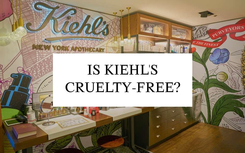 Is Kiehl's Cruelty-Free in 2020?