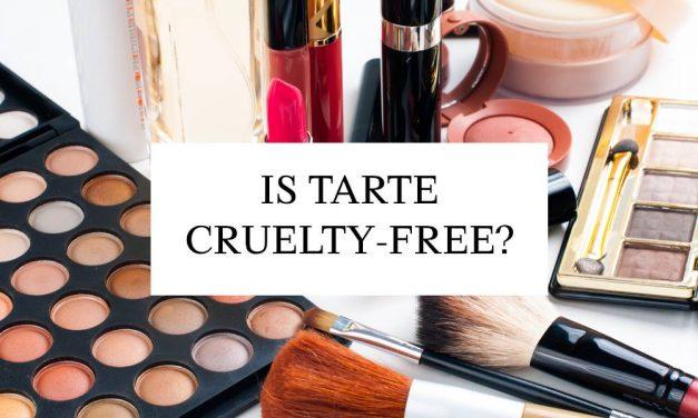 Is Tarte Cruelty-Free in 2020?