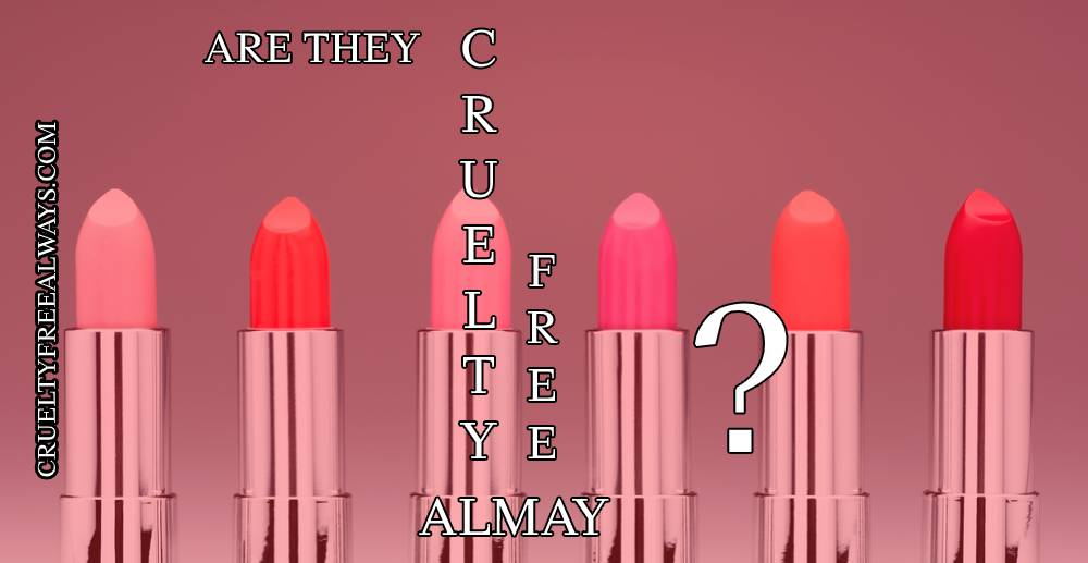 Are Almay Products Cruelty Free