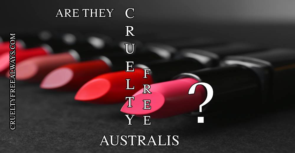 Are Australis Products Cruelty-Free?