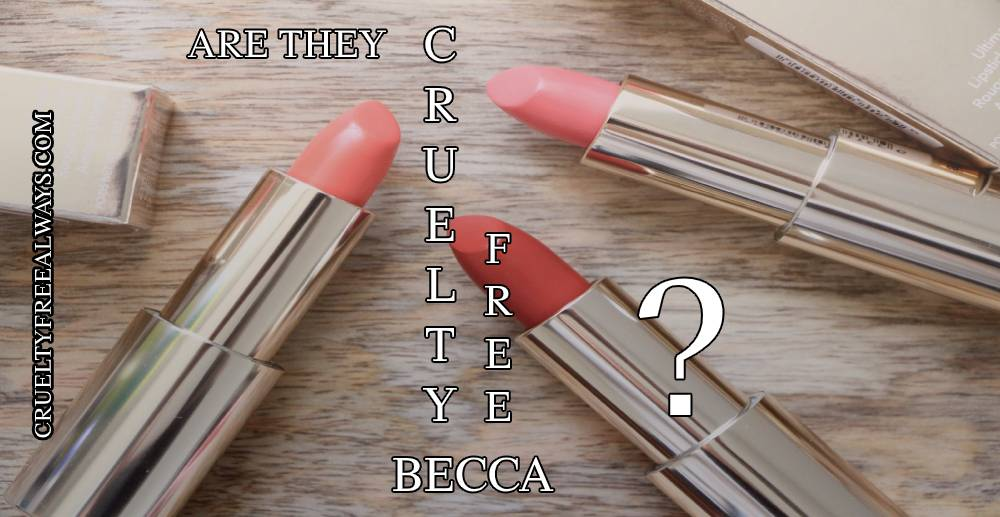 Are Becca Products Cruelty-Free?