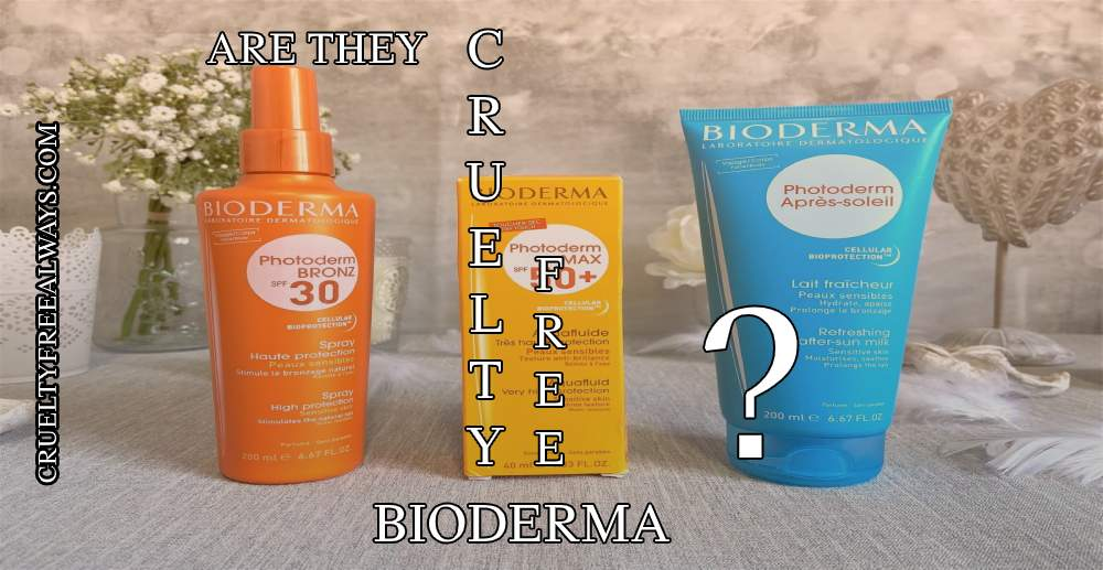 Are Bioderma Products Cruelty-Free?