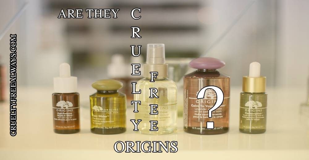 Are Origins Products Cruelty-Free?