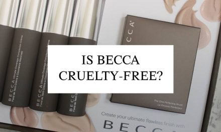 Is Becca Cruelty-Free In 2021?