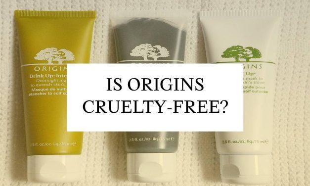 Is Origins Cruelty-Free In 2020?