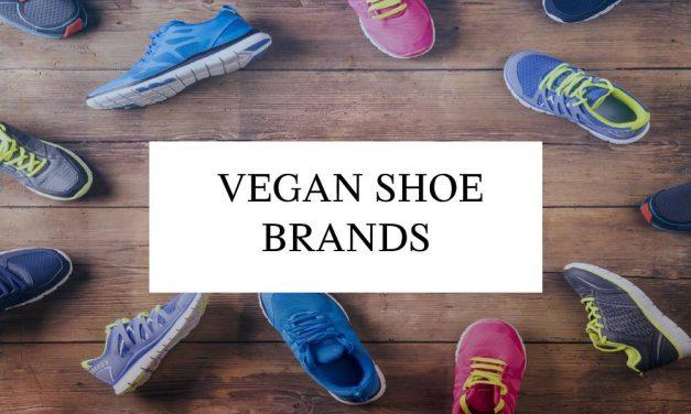10 Vegan Shoe Brands – Stylish & Cruelty-Free